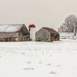 Buxton, Maine by Bob Doucette