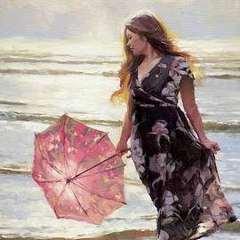By the Silver Sea by Steve Henderson