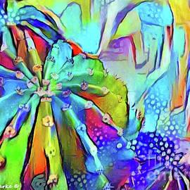 Cactus Rainbows by Bunny Clarke