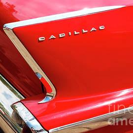 Cadillac Fin At Coney Island by John Rizzuto