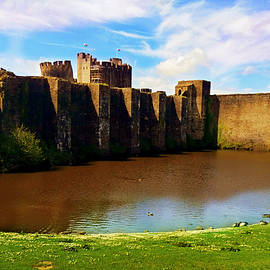 Caerphilly Castle 1 by Andrew Read