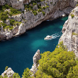 Calanques View by Brian Jannsen