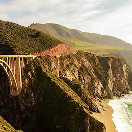 California Pacific Coast Road Trip 0575 by Amyn Nasser