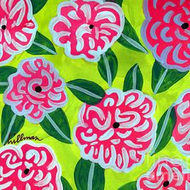 Camellias by A Hillman