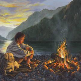 Campfire Companions by Kim Lockman