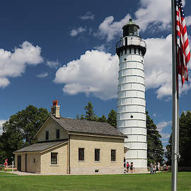 Cana Island Light Station at 150 by David T Wilkinson