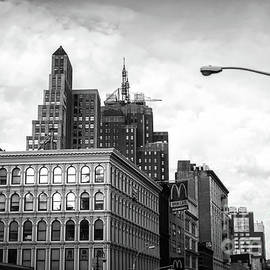 Canal Street Dimensions In New York City by John Rizzuto