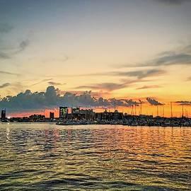 Doug Swanson - Canton Waterfront Sunset