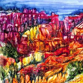 Canyon Color by Patty Donoghue