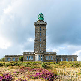 Cap Frehel Lighthouse by DiFigiano Photography