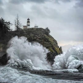 Cape Disappointment Chaos by Wes and Dotty Weber