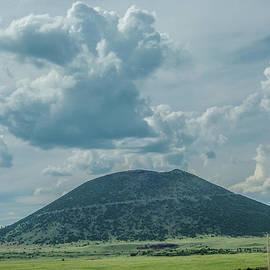 Capulin Volcano by Tony Baca