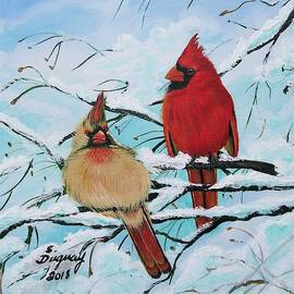 Cardinalis by Sharon Duguay