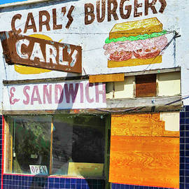 Carl's Burgers by Dominic Piperata