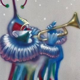 Carnival Bugler by Dan Remmel