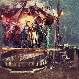 Carousel by Alexandr Korolev