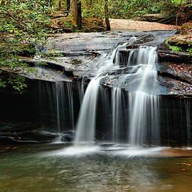 Carrick Creek Falls by Ben Prepelka