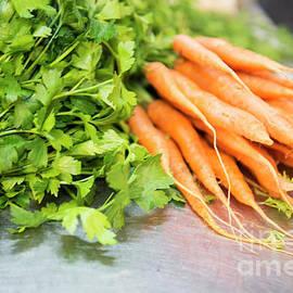 Jenny Potter - Carrots