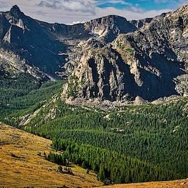 Carved in Stone, Rocky Mountain National Park by Flying Z Photography by Zayne Diamond