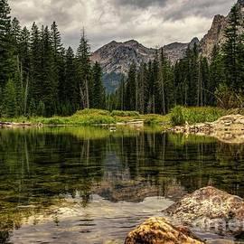 Cascade Canyon Trail - Grand Teton National Park by Jan Mulherin