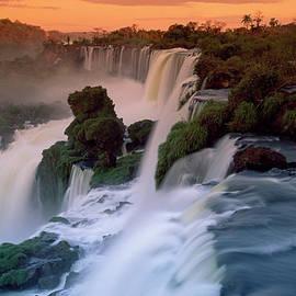 Cascades Of The Iguacu Falls, The