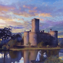 Castle Clarion by David Zimmerman