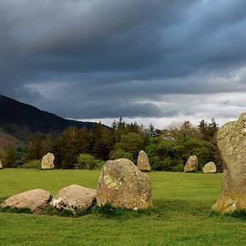 Castlerigg Stone Circle by Nicholas Blackwell