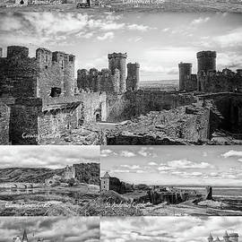 Castles of Scotland and Wales by Patricia Hofmeester