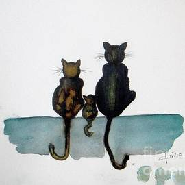 Vesna Antic - Cat Family