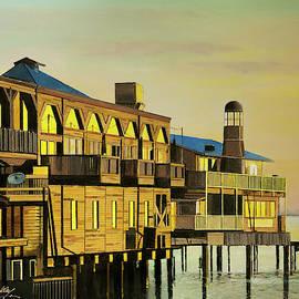 Cedar Key, Florida by Bill Dunkley