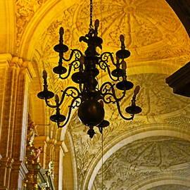 Ceiling Light by Loretta S