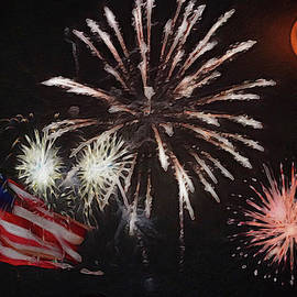 Celebrate America by Kathi Isserman