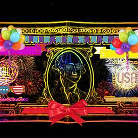 Celebration Explosion by Catherine Melvin