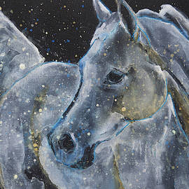 Celestial Abrabian by Jani Freimann