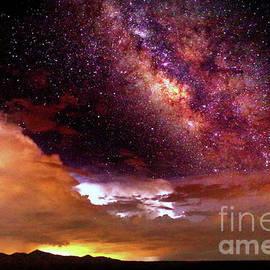 Celestial Storm by Douglas Taylor