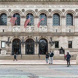 Central Library Boston