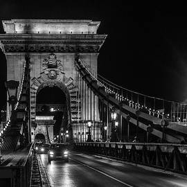 Chain Bridge-1 by Sergey Simanovsky