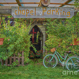 Chapel Parking by Janice Pariza