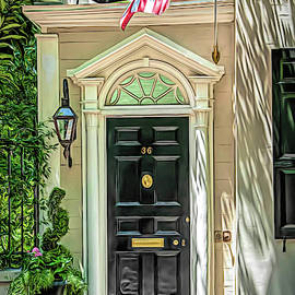 Charleston Doors 2 by Trey Foerster