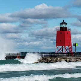 Kirk Hewlett - Charlevoix Lighthouse