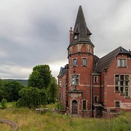 Charlottenbrunn Historic Dwelling by Norma Brandsberg