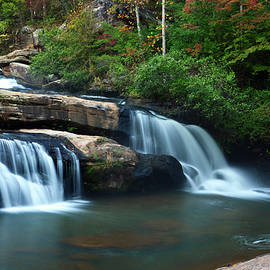 Chau Ram Falls by Ben Prepelka