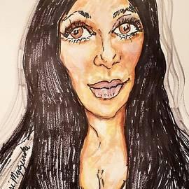 Geraldine Myszenski - Cher Tour