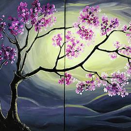Cherry Blossom 2 by Amani Al Hajeri