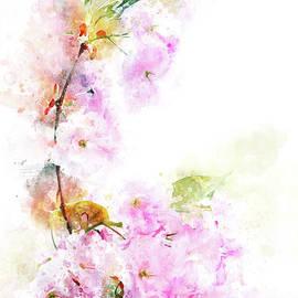 Cherry Blossom by Ann Garrett