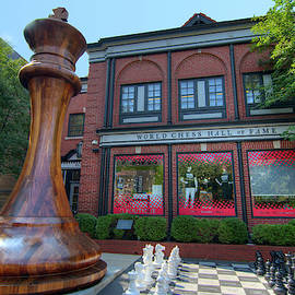 Chess Hall of Fame by Steve Stuller