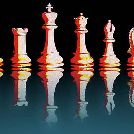 Chess Reflections by Dan Sproul
