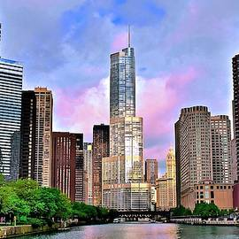 Chicago at its Best by Frozen in Time Fine Art Photography