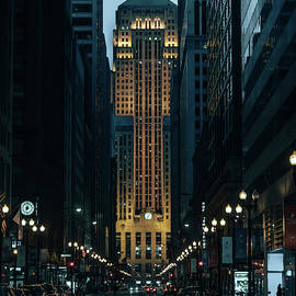 Chicago Board Of Trade by Nisah Cheatham
