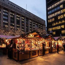 Steve Gadomski - Chicago Christkindl Holiday Market 2